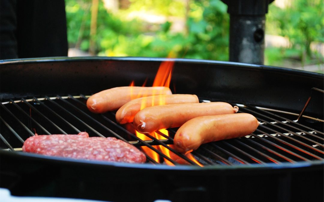 Cookouts and Pet Safety
